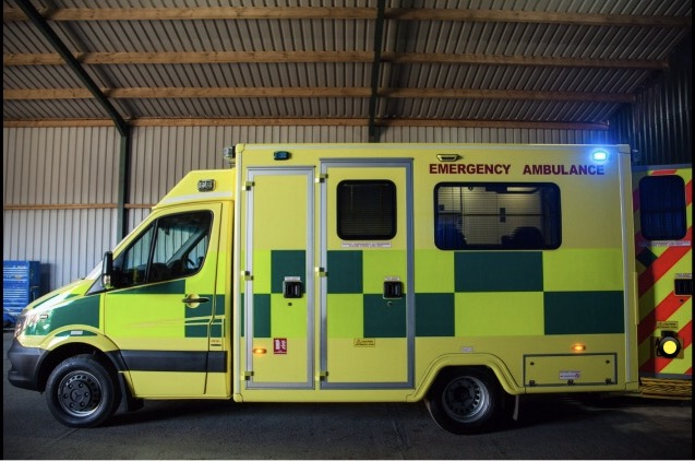 Ambulance For Sale >> Mercedes Benz Sprinter A E Ambulance Ambulance Trader
